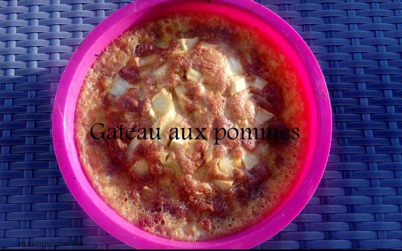 Dessert for Aujourdhui je cuisine